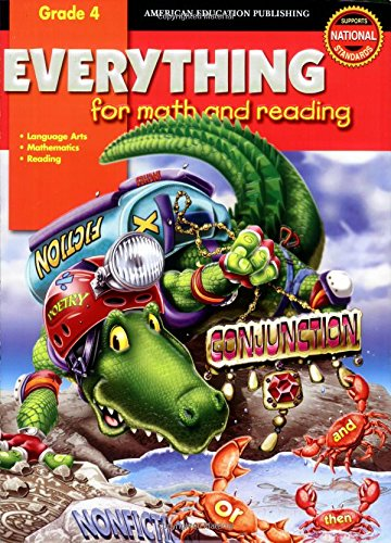 Download Everything for Math and Reading, Grade 4 (Everything for Early Learning) PDF
