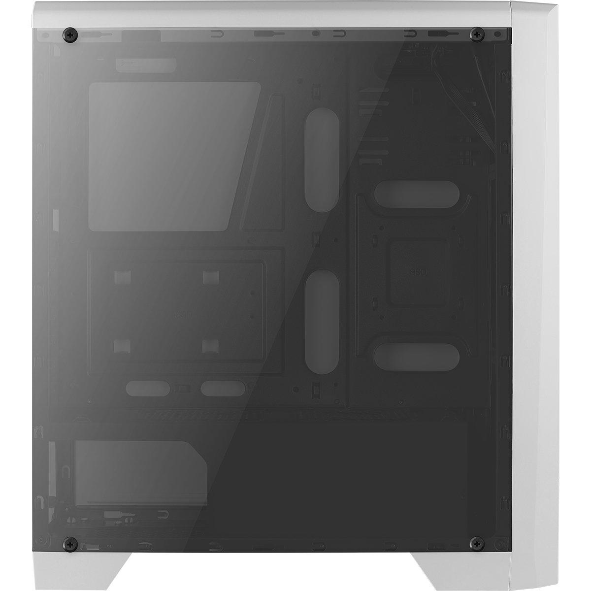 13 Lighting Modes Black Aerocool Cylon Mini Micro ATX RGB PC ...