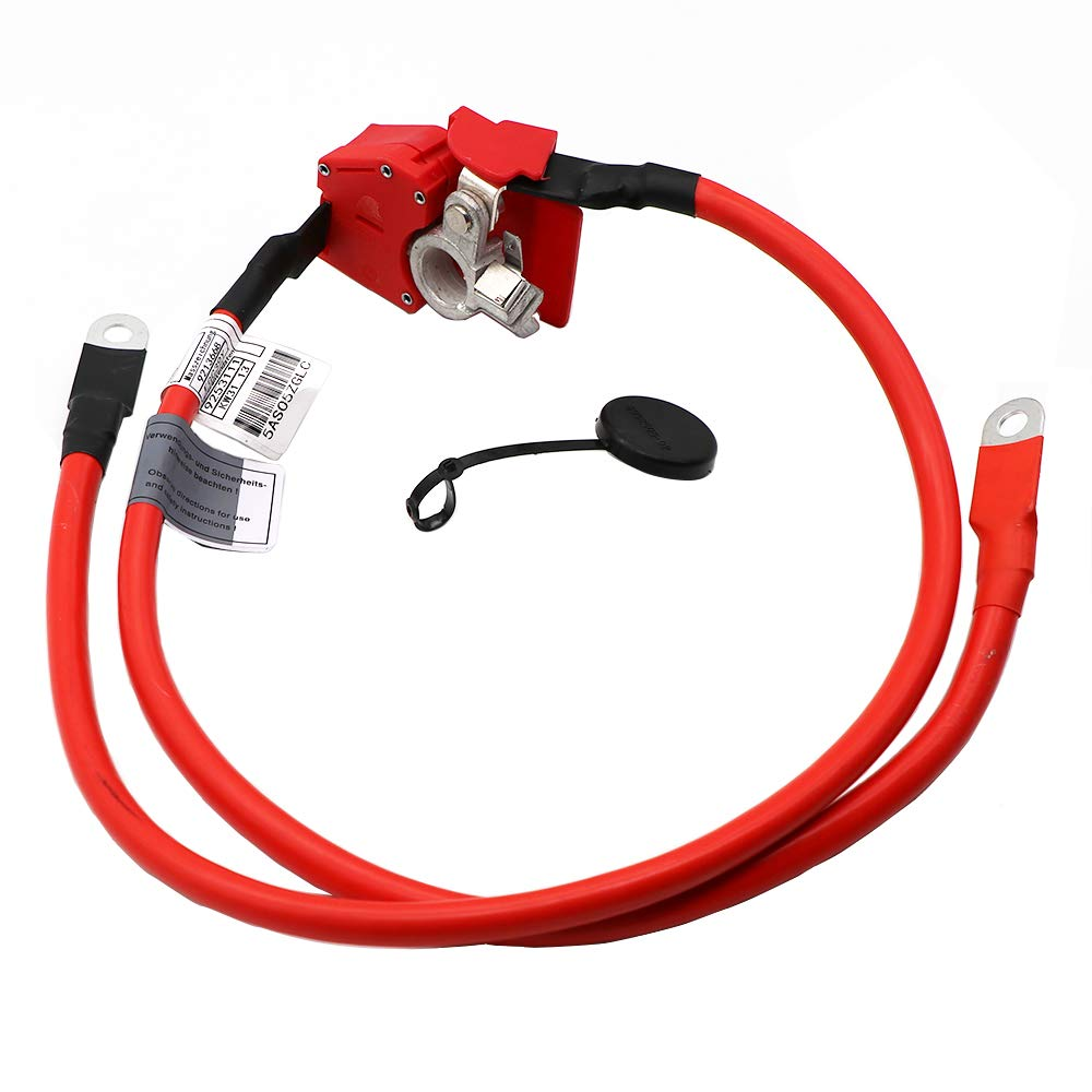 Replace OE Numer 61129253111 9253111 KIPA Positive Battery Blow Off Cable Lead Wire Plus Pole for BMW F20 F21 F22 F87 F23