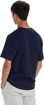 Fila de los Hombres Camiseta Eagle Logo, Azul