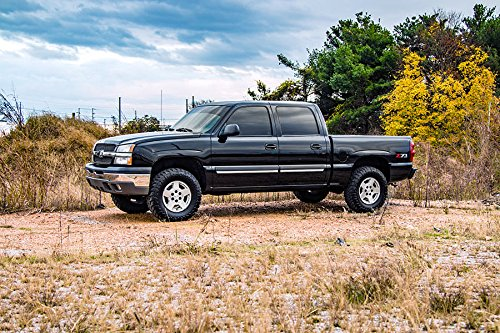Buy silverado with lift kit