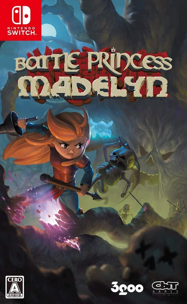 3goo Battle Princess Madelyn NINTENDO SWITCH REGION FREE JAPANESE ...