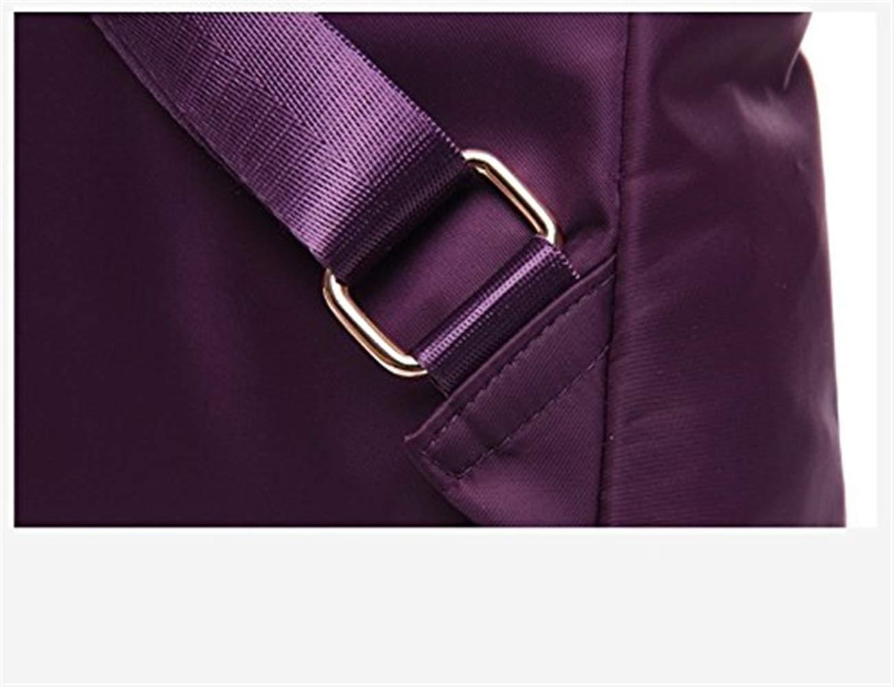 Willsego Frauen Wasserdichte Nylon Falten Rucksack Reißfeste Schulter Schulter Schulter Portable Mutter Tasche Leichte Multi-Farbe-Rucksack (Farbe   Rot, Größe   -) B07L9RH1N7 Rucksackhandtaschen Elegante Form 3b173c