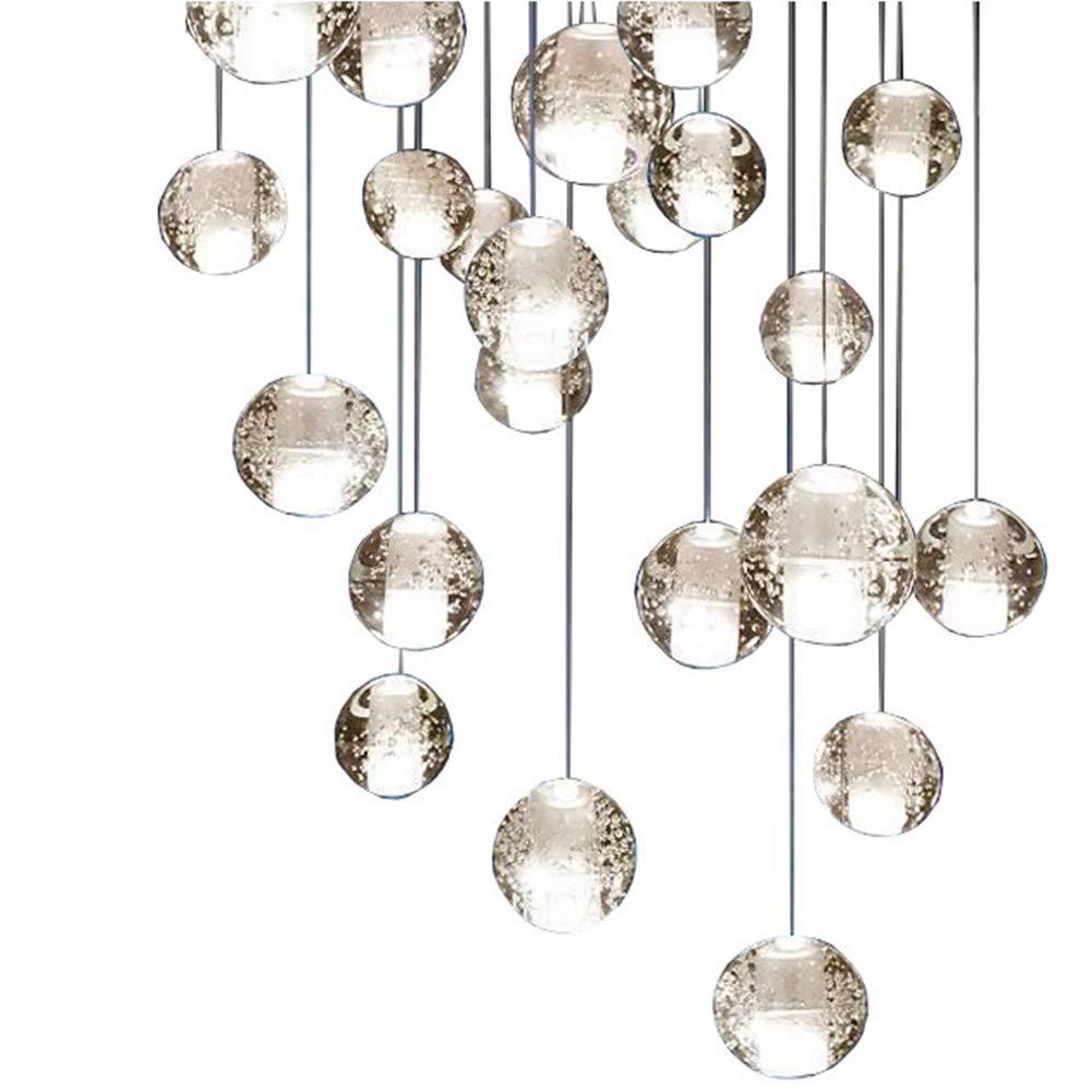 Amazon.com: IJ INJUICY - Lámpara de techo colgante con forma ...