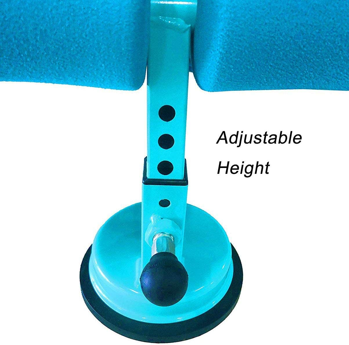 JVSISM Portable Self-Suction Situp Bar Adjustable Sit Up Equipment Helper fitness equipment,Great For Push Ups,Sit Ups Muscle Training And Body Stretching