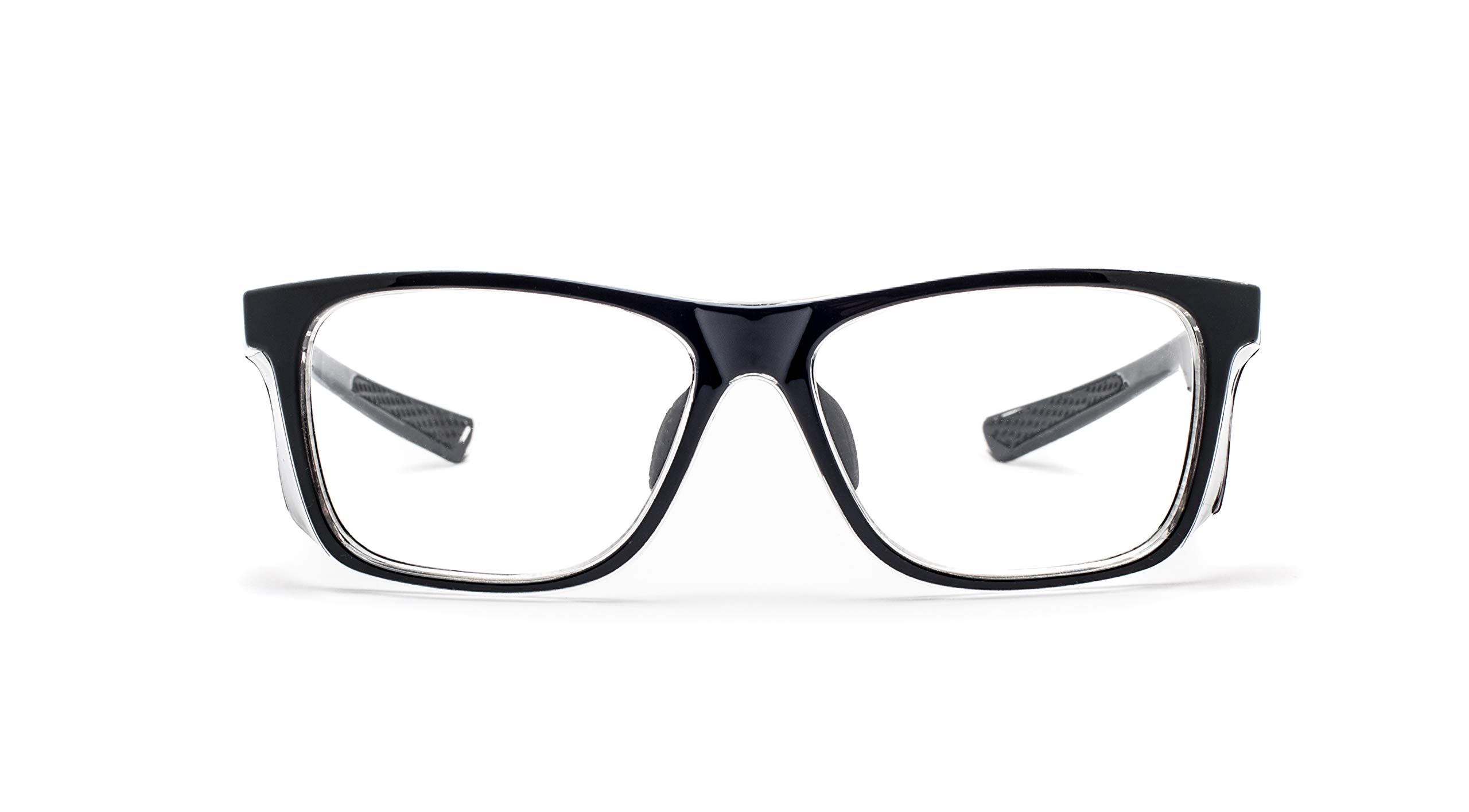 Leaded Glasses Radiation Safety Eyewear RG-15011-BK by Phillips Safety Products Inc. (Image #2)