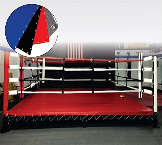 Professional Wrestling Ring Cover Canvas Boxing MMA UFC WWE TNA WWF Boxing Ring