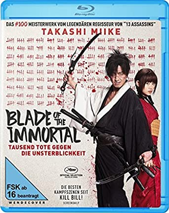 Blade of the Immortal [Alemania] [Blu-ray]: Amazon.es ...