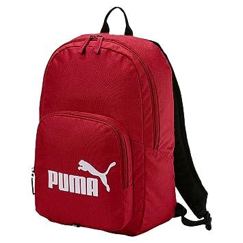 Puma Phase Mochila, Unisex, Red Dahlia, 43.8x35.3x2 cm: Amazon.es: Deportes y aire libre
