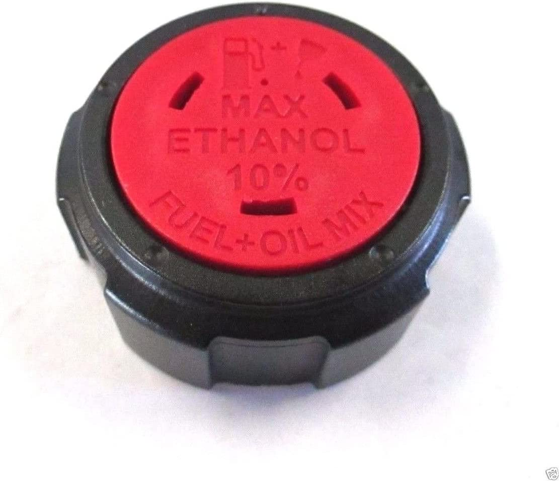 Fuel Gas Cap Fits MTD Troy-Bilt Caub Cadet Craftsman Ryobi Trimmers 791-182612