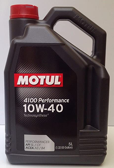 Motul 4100 PERFORMANCE 10W-40 5L