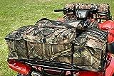 Raider ATV Rack Bag REAR Storage Gear Bag Deluxe