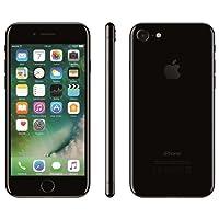 """Apple iPhone 7 Preto Brilhante 256GB com 4,7"""", iOS 10, Processador A10, 4G, Câmera de 12 MP Desbloqueado"""