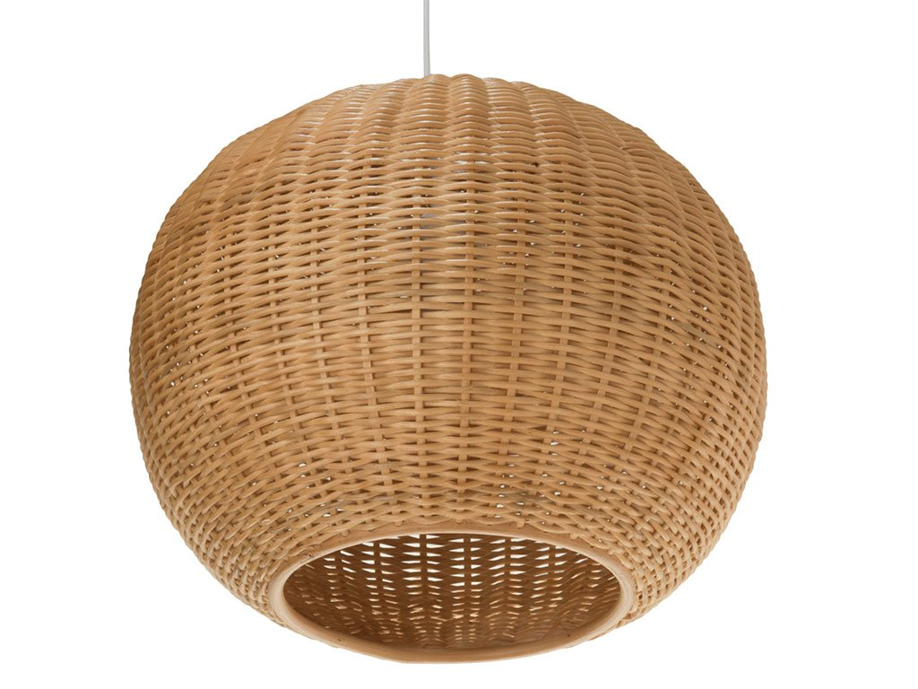 KOUBOO 1050030 Wicker Ball Pendant Light 18  x 18  x 18  Natural - Ceiling Pendant Fixtures - Amazon.com  sc 1 st  Amazon.com & KOUBOO 1050030 Wicker Ball Pendant Light 18