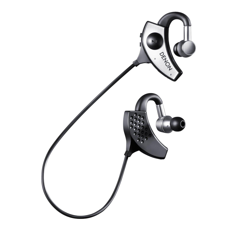 Denon AH-W200 Globe Cruiser Wireless Bluetooth Noise-Isolating Around the Neck In-Ear Headphones Around the Neck Earbuds Earphones