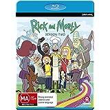Rick & Morty Season 2