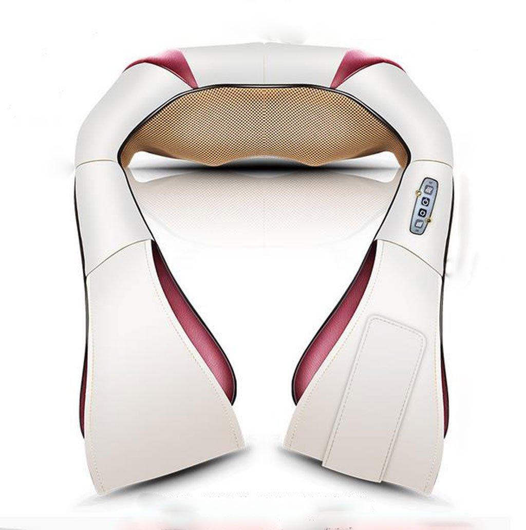 YD 電動マッサージ - 背中と腰の痛み緩和のための熱と深い混乱を伴う背中マッサージの指圧マッサージクッション B07NMK765D、カーシートと家庭の椅子の使用に適して/& -/& B07NMK765D, キヨシ生活空間:c299bdd8 --- lembahbougenville.com