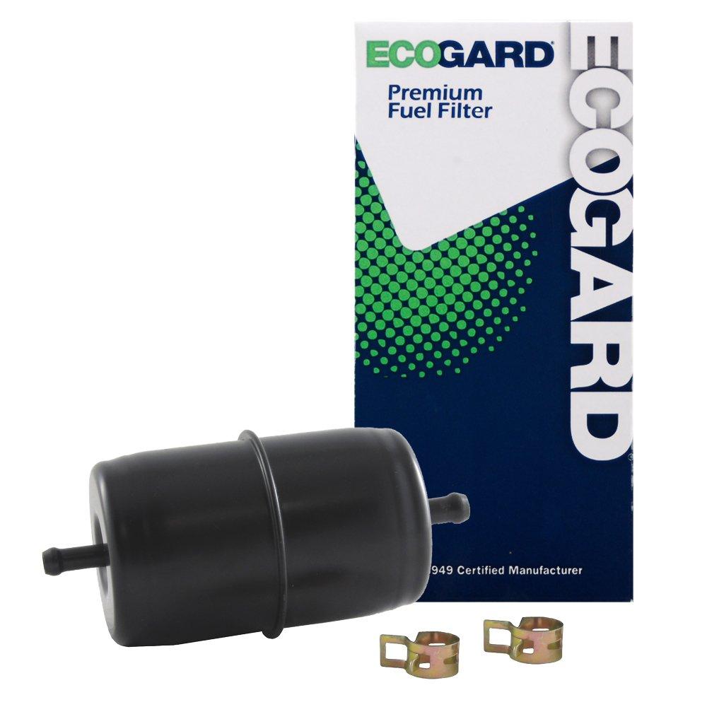 Amazoncom Ecogard Xf59161 Engine Fuel Filter Premium Replacement Jeep Cherokee Location Fits