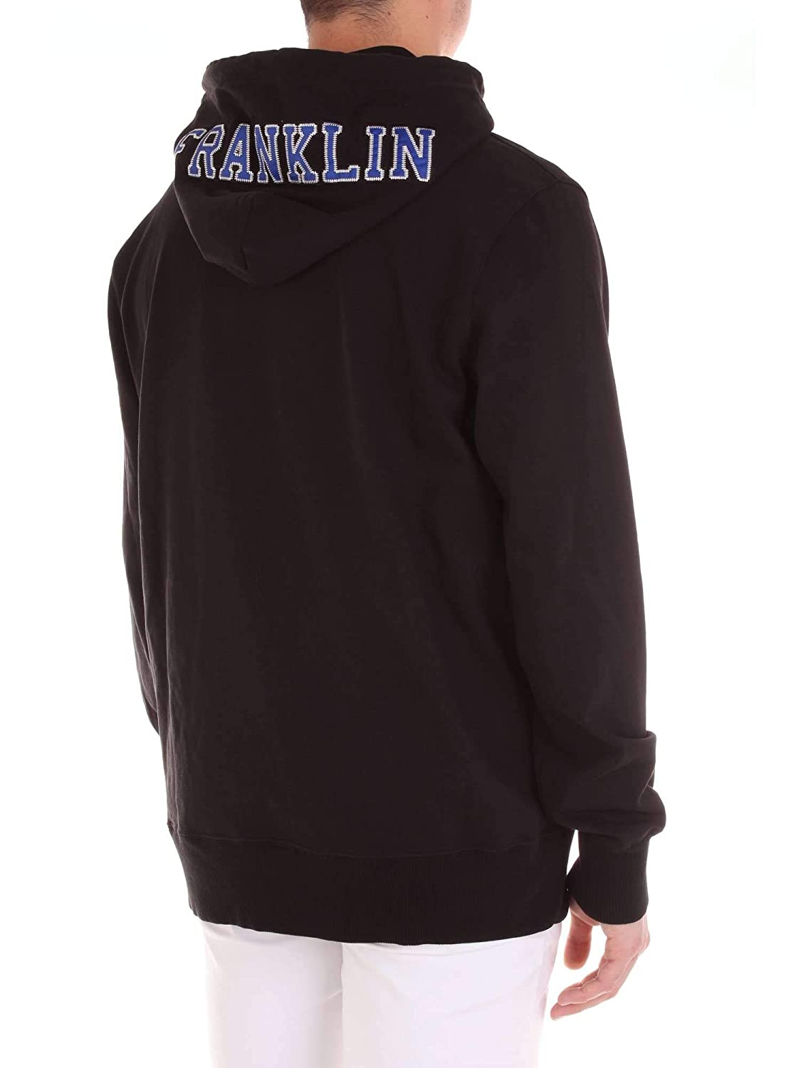Franklin Marshall and Marshall Franklin FLMF167ANS19 Sweatshirt Harren 237b30