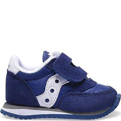 fornire un'ampia selezione di prezzi incredibili dettagli per Saucony Baby Jazz H&L Cobalt - Scarpe per bambini
