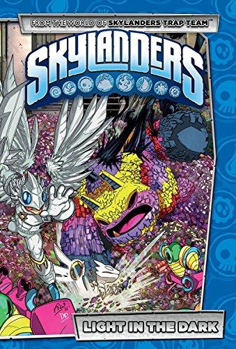 Skylanders: Light In The Dark -