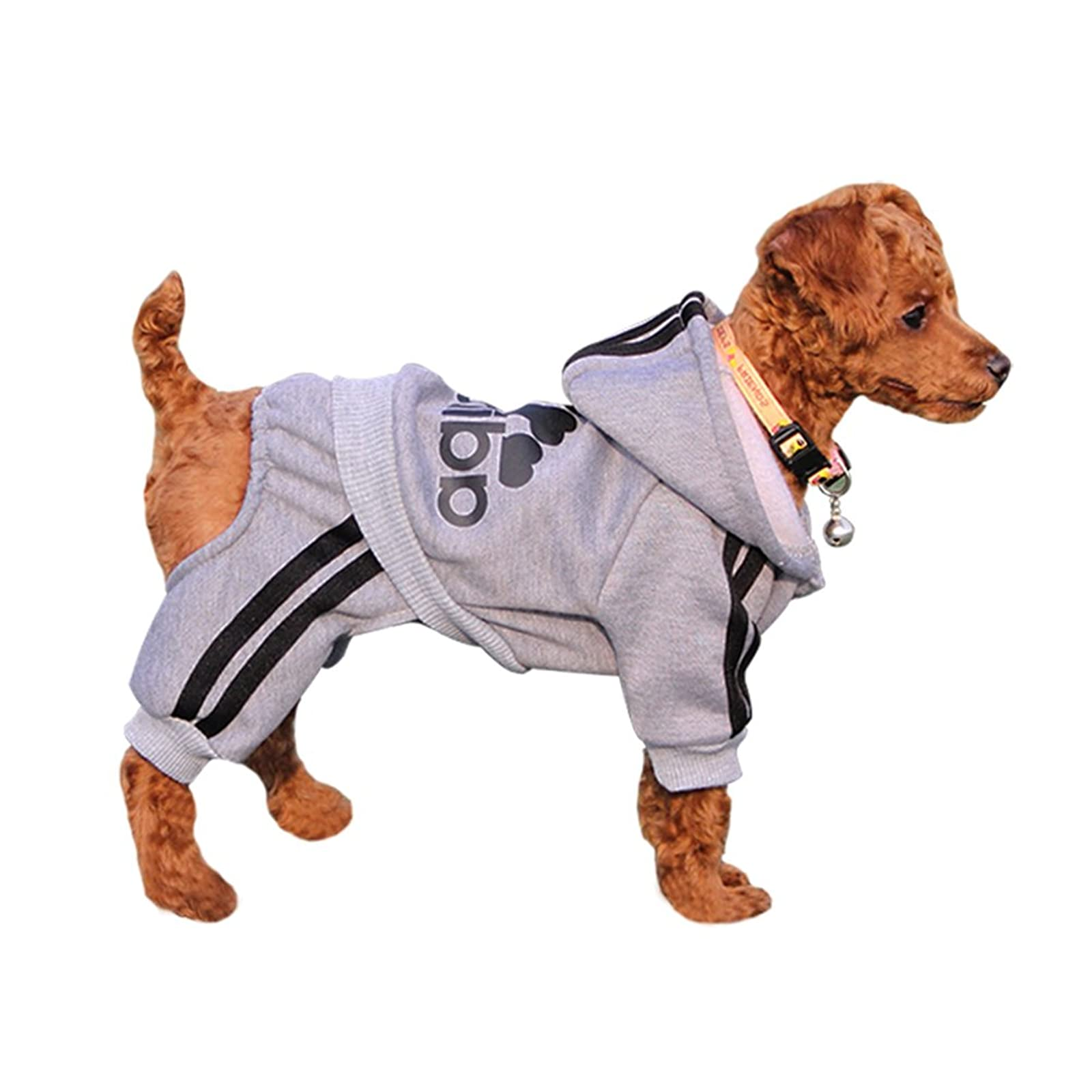 EastCities Winter Puppy HoodieSmall Dogs Warm Coat AD21 - 1
