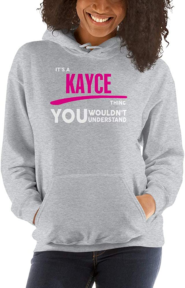 meken Its A Kayce Thing You Wouldnt Understand PF
