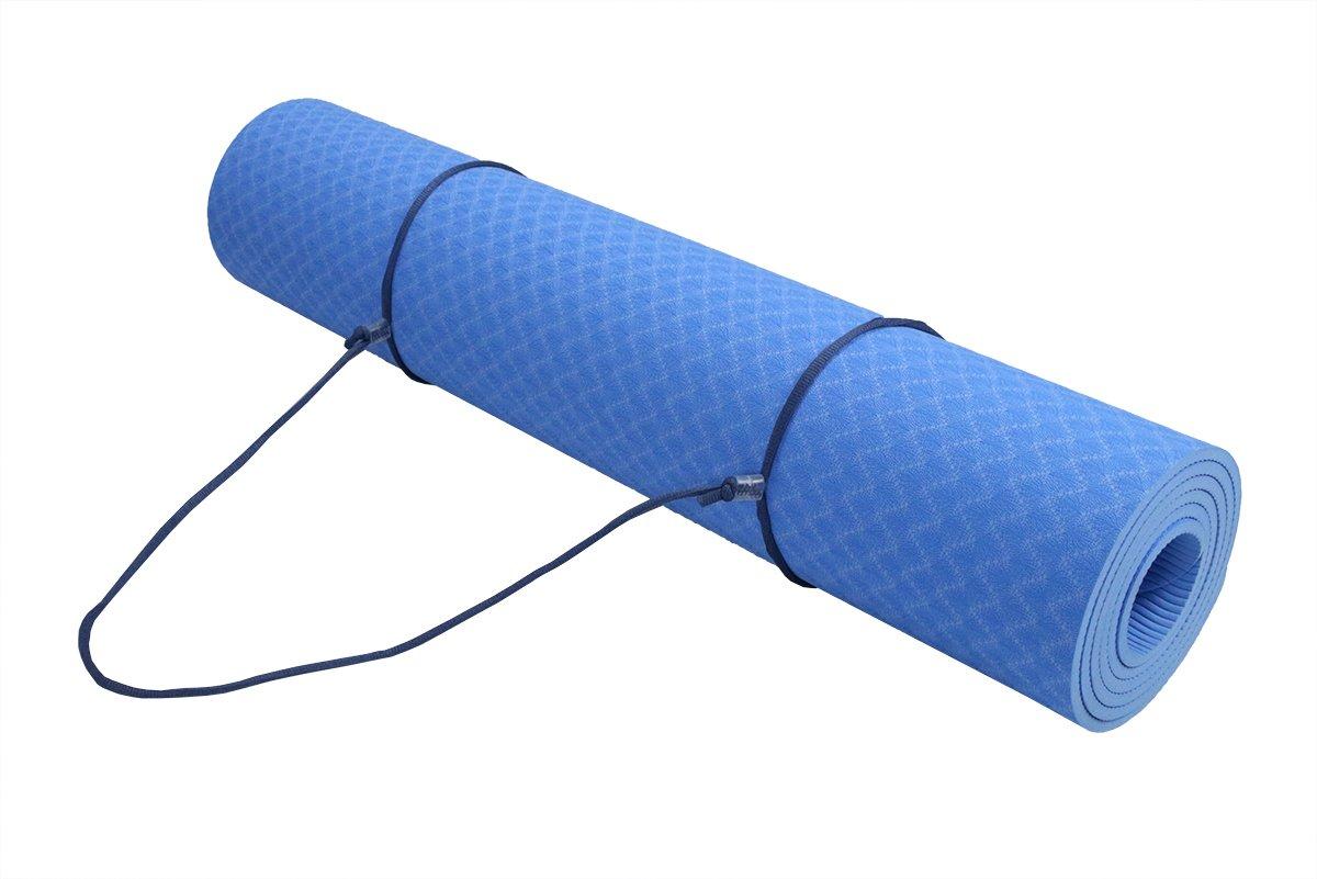 Obbomed fy-1806 Antideslizante TPE Ejercicio Yoga Mat 72