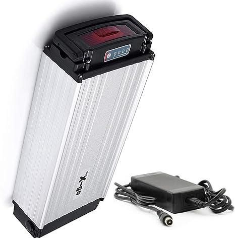 X-go Bateria para Bicicleta Electrica 48v 1000w Batería Ebike 48V ...