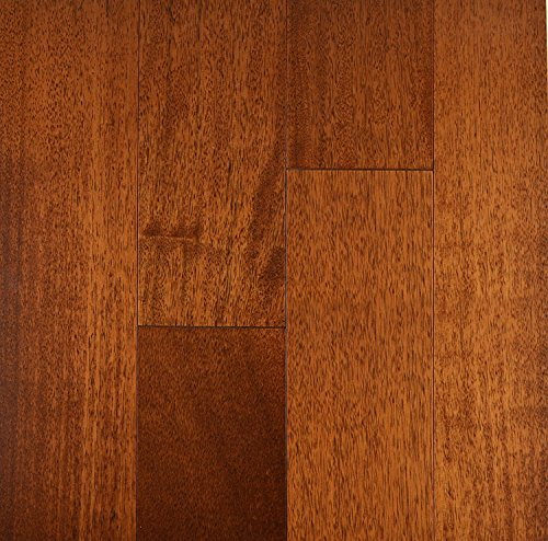 CUMARU-BRAZILIAN TEAK SOLID PREMIUM HARDWOOD FLOORING COLOR (3/4