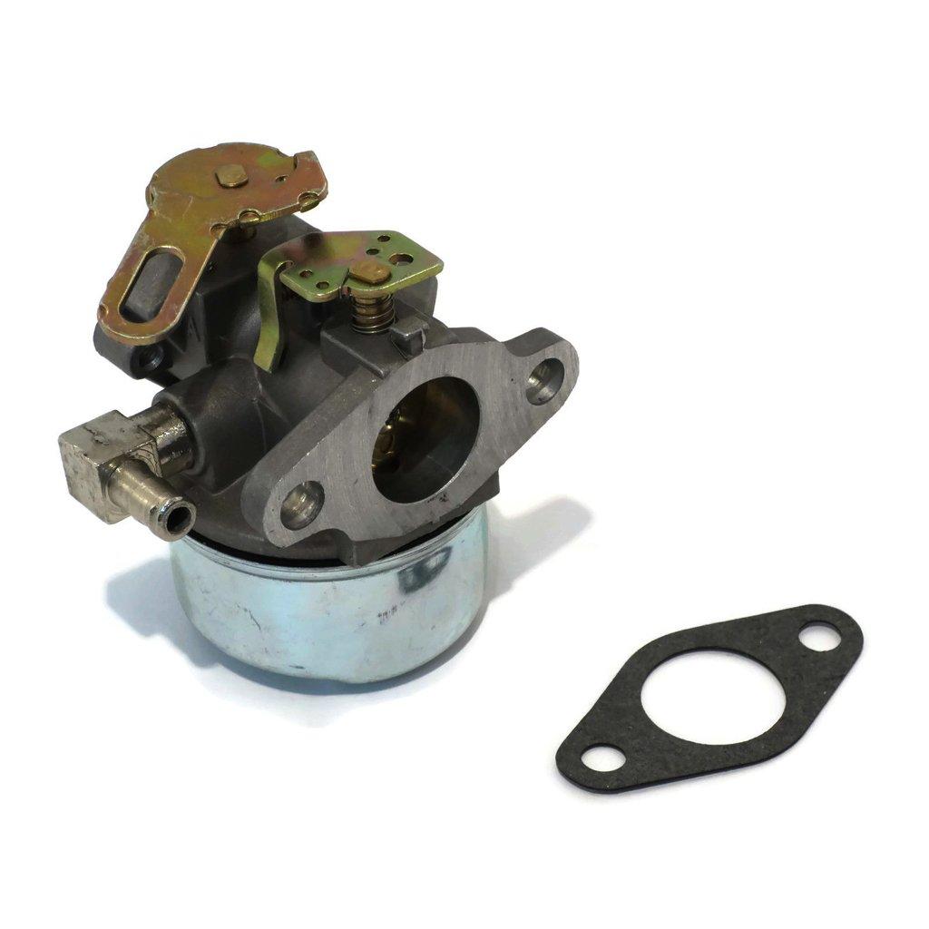 Vergaser für Tecumseh 4 /& 5 HP 4 Taktmotoren HSK40 HSK50 HSSK40