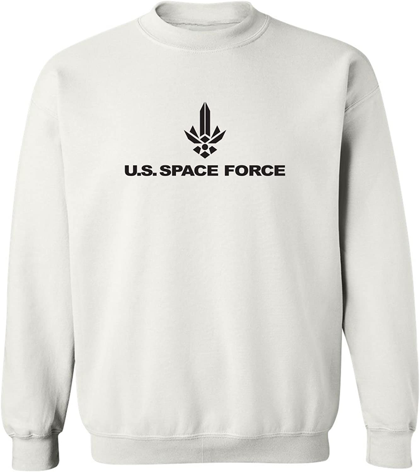 United States Space Force Logo 2 Crewneck Sweatshirt