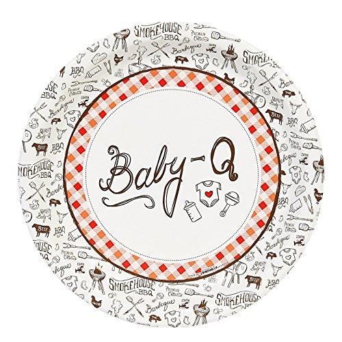baby shower bbq - 1