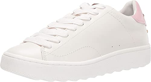 Buy Coach C101 White/Petal Leather 6 at