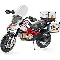 Peg Perego - Ducati Hypercross Akülü Motorsiklet ( P Amc 0021)