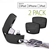 Avantree 2 Pack Keychain Short Charge Cable