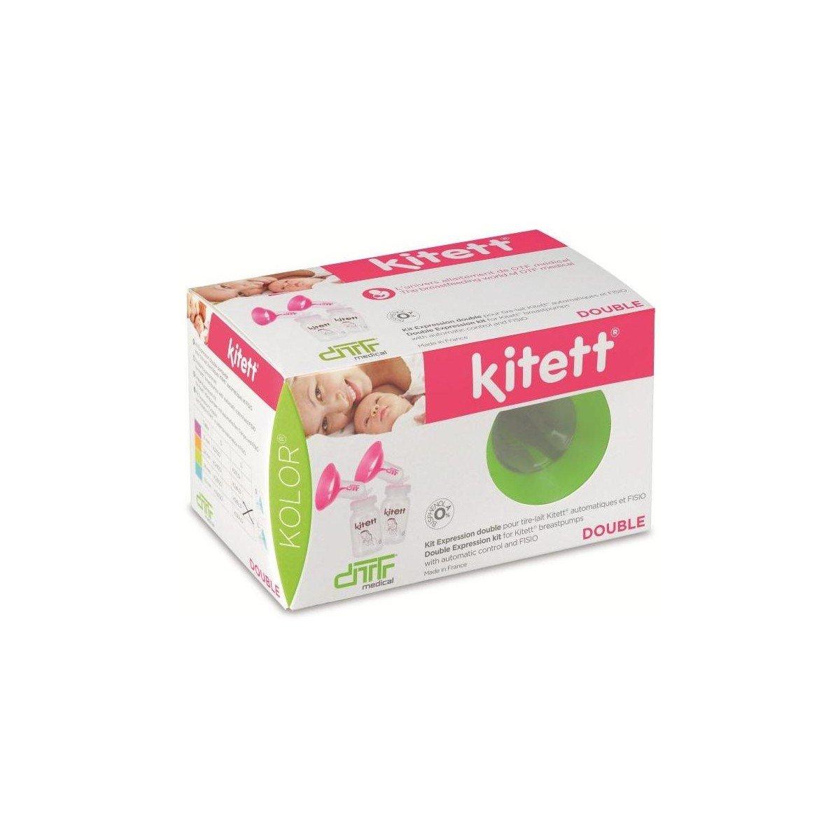 taille large KITETT KOLOR Kit double pour tire-lait