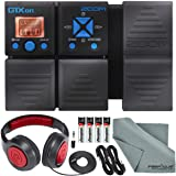 zoom g1xon guitar effects pedal with expression pedal musical instruments. Black Bedroom Furniture Sets. Home Design Ideas