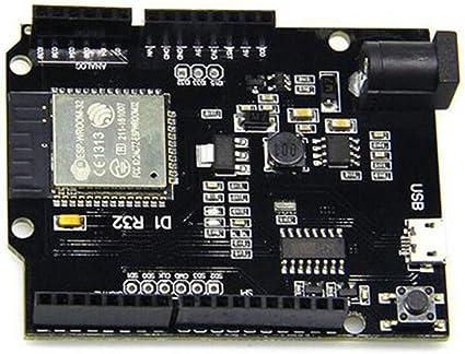 Amazon.com: diymore TTGO esp32 esp-32 CH340G placa de ...