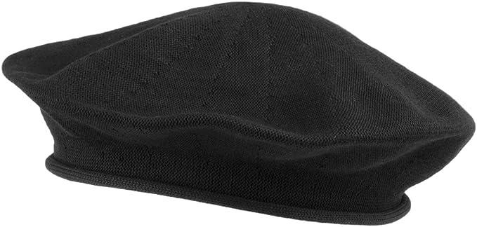 Natural Village Hats Parkhurst 10.5 Inch Cotton Beret
