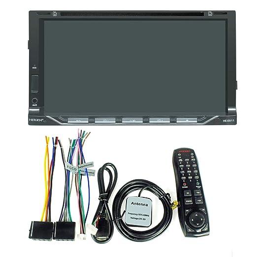 KBKG821 LCD del Jugador de Coche con Teclado Virtual, Vista ...