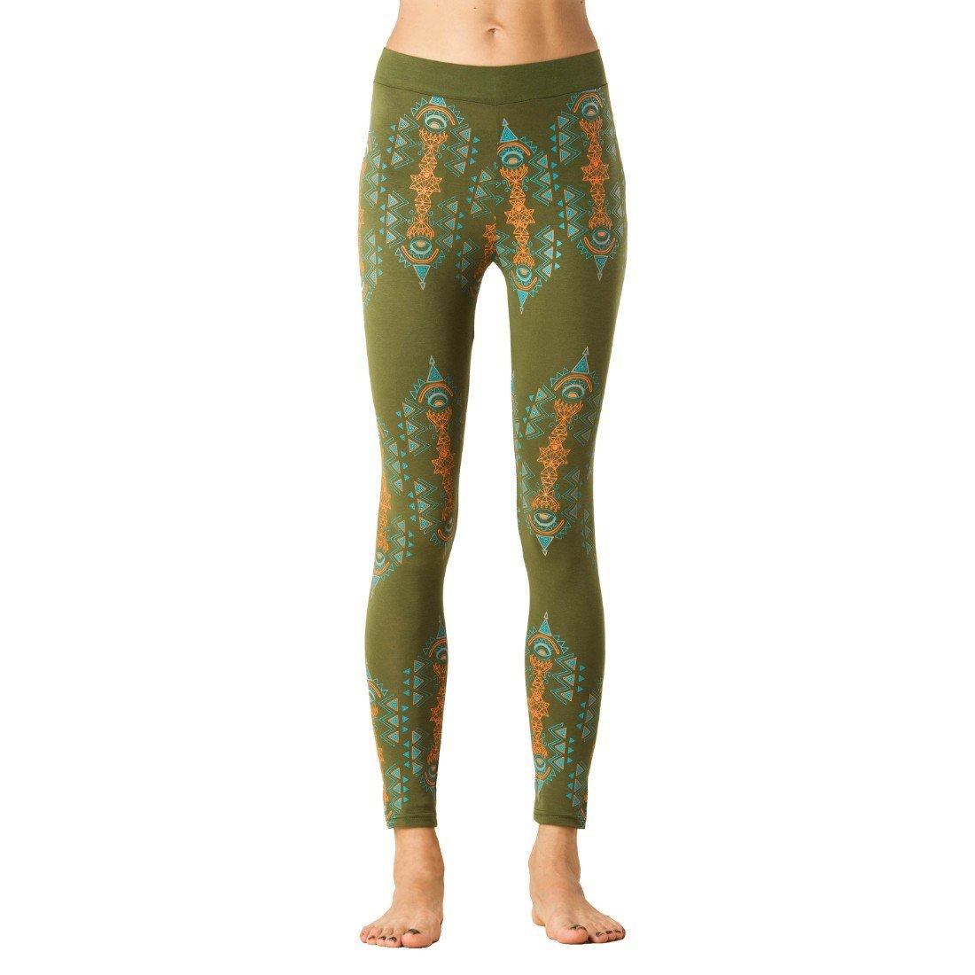 Colourbus Fractals Leggings Yoga Leggings
