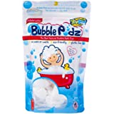 TruKid Bubble Podz Care - Watermelon Scented Wellness Bubble Bath for Kids - Pediatrician and Dermatologist Tested