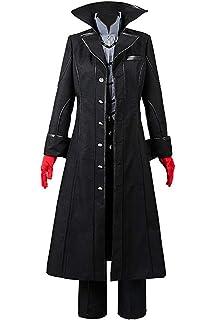 Amazon.com: Cosplaysky Persona 5 Costume Dancing Star Night ...