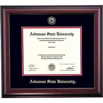 arkansas state diploma frame - Wvu Diploma Frame