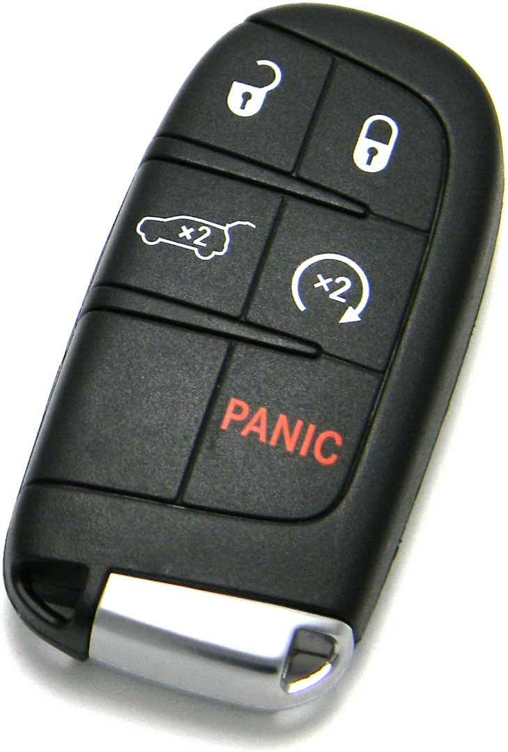 Jeep Key Fob Replacement Cost