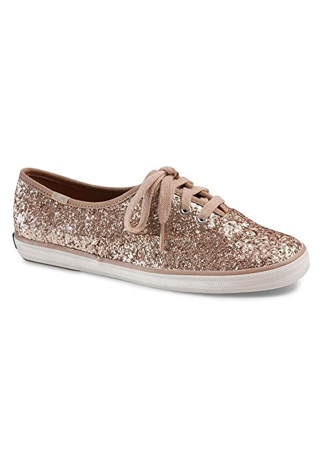 Keds - Zapatillas para Mujer Dorado Dorado, Color Dorado, Talla 36: Amazon.es: Zapatos y complementos