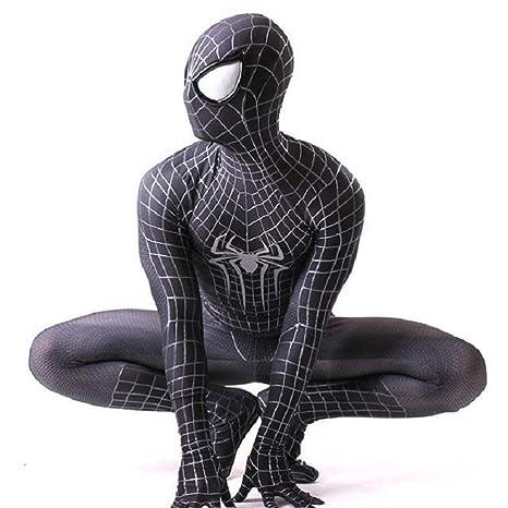 YIWANGO Traje De Spiderman Niño Spider Man Máscara Fiesta De ...