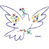 Dove of Peace Art Print by Pablo Picasso 28 x 22in