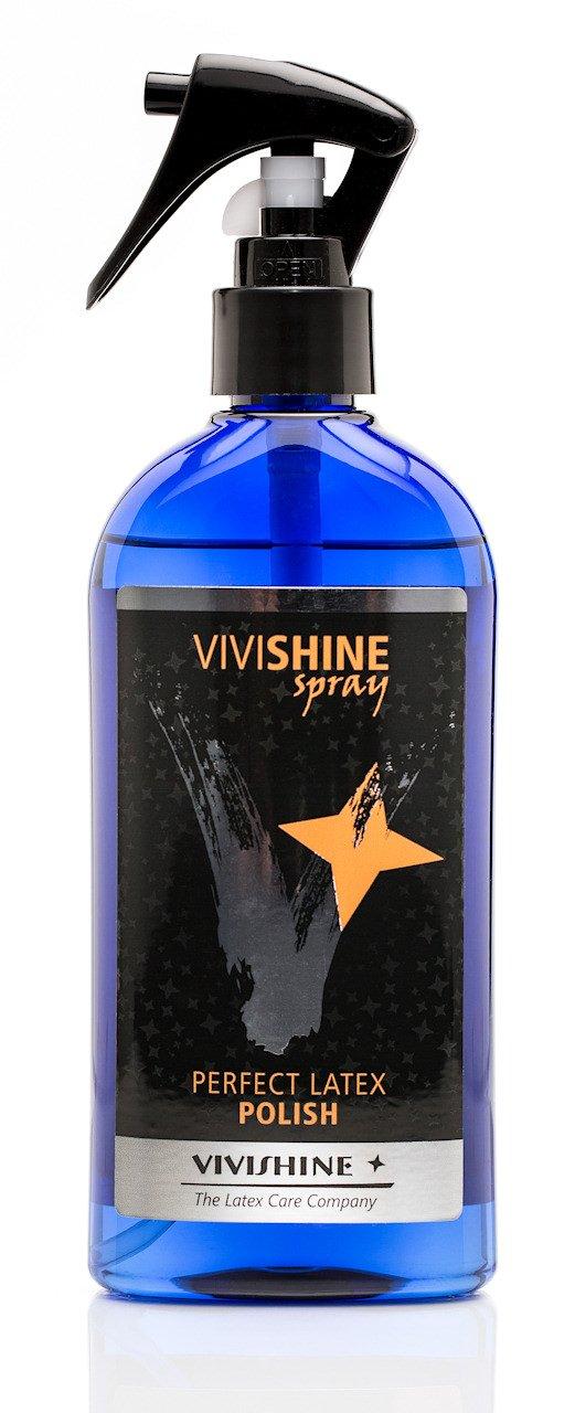 Vivishine Spray 250ml Latex Shiner - For Latex Clothing